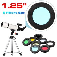 NEW DSLR Camera Lens Full Color Filter M28*0.6mm Filters Kit Telescope Accessories