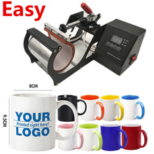 Heat-Press-Machine Sublimation-Printer Mug Easy-11oz New-Arrival