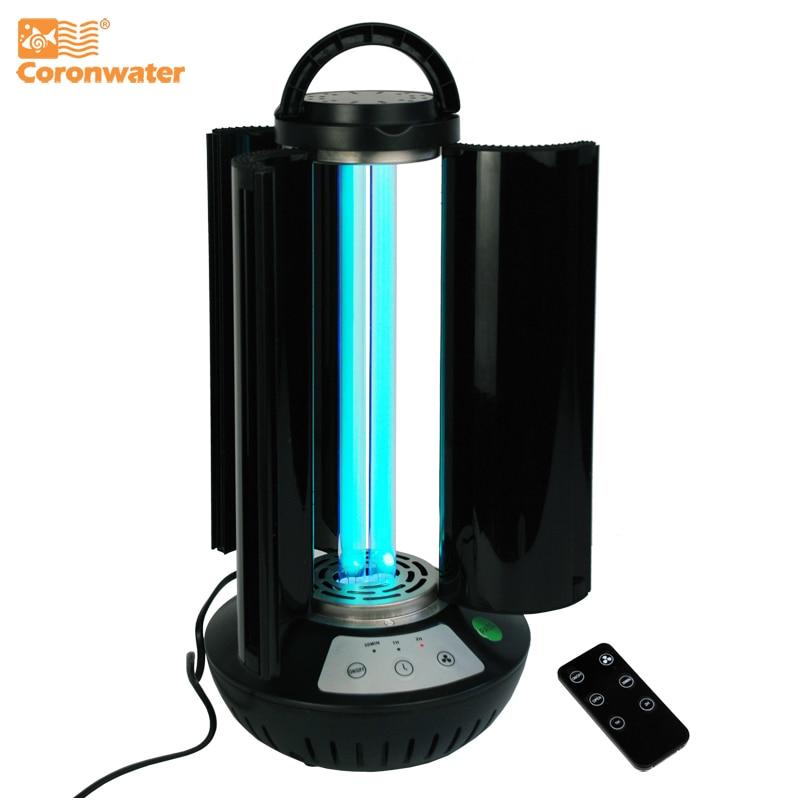 Air UV Sterilizer Air Purifier For Home Air Cleaning AUVB-38