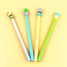 Опционально различные гелевая ручка kawaii Рождество в виде
