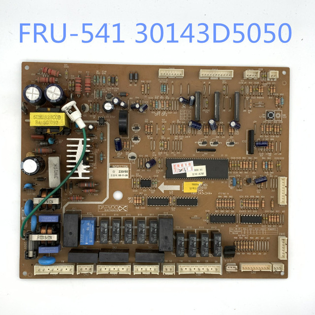 for refrigerator computer board circuit board FRU 541 FRU 543 30143D5050 good working