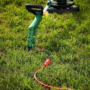 Image 5 - Cabo de extensão de energia tira vinil ao ar livre eua tomada elétrica tomadas 5/10/20m flexível aterrado para broca electroscar bicicleta