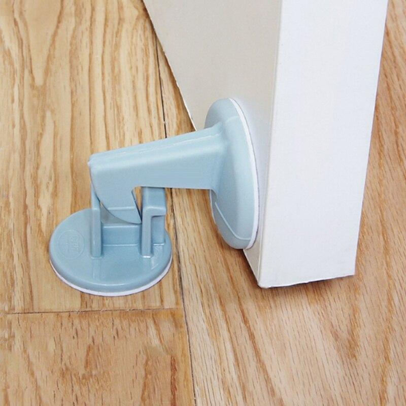 Домашняя дверная ручка для двери, набор для краш-подушек, креативный силиконовый с крючком, настенная Подушка, домашняя дверь
