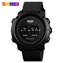 SKMEI мужские уличные спортивные новые часы цифровые наручные часы многофункциональные 50 м водонепроницаемые часы мужские наручные часы relogio masculino 1486