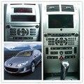 Для Peugeot 407 2004-2010 64 Гб ПЗУ мультимедийное Радио стерео DSP головное устройство Автомобильный dvd-плеер на основе Android GPS Glonass навигация автомобил...