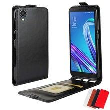 Para Asus ZenFone en L1 ZA550KL Flip caso 5,5