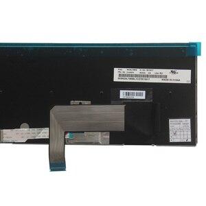 Image 5 - Novo teclado do portátil russo para lenovo ibm thinkpad w540 w541 w550s t540 t540p t550 l540 borda e531 e540 ru teclado sem luz de fundo