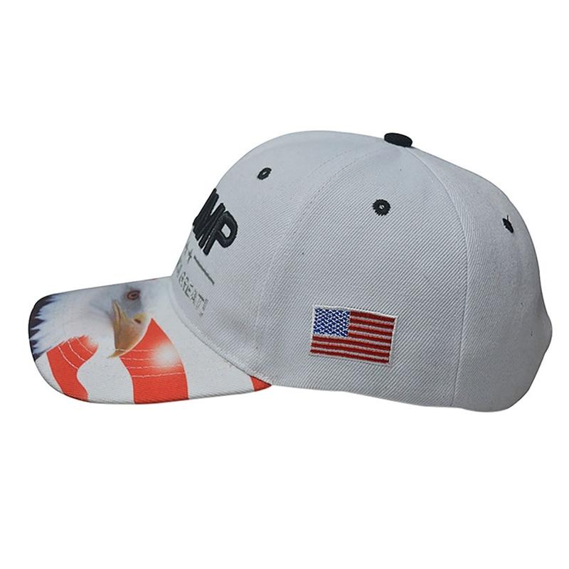 ÙDiscountTrump Baseball Cap American Election Trump Hat Casual Cotton Hip-Hop Baseball Cap¬