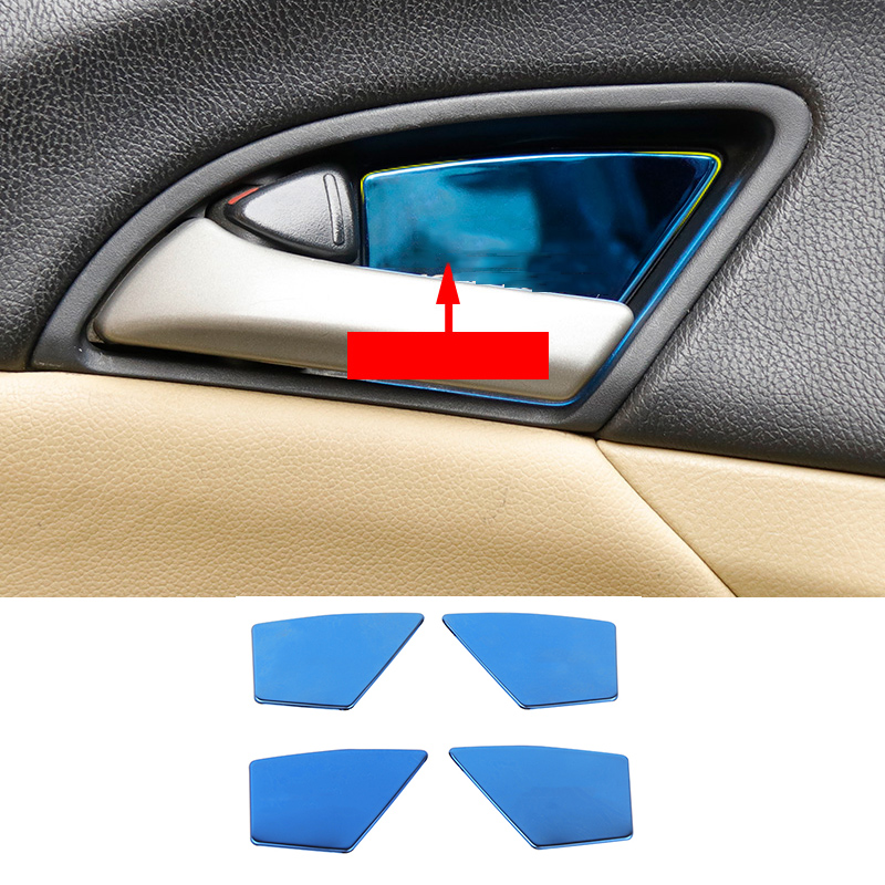 Honda Accord Trims >> Us 8 69 21 Off Lsrtw2017 For Honda Accord 8th 2008 2009 2010 2011 2012 2013 Car Door Interior Bowl Trims Panel Decoration Styling Accessories In