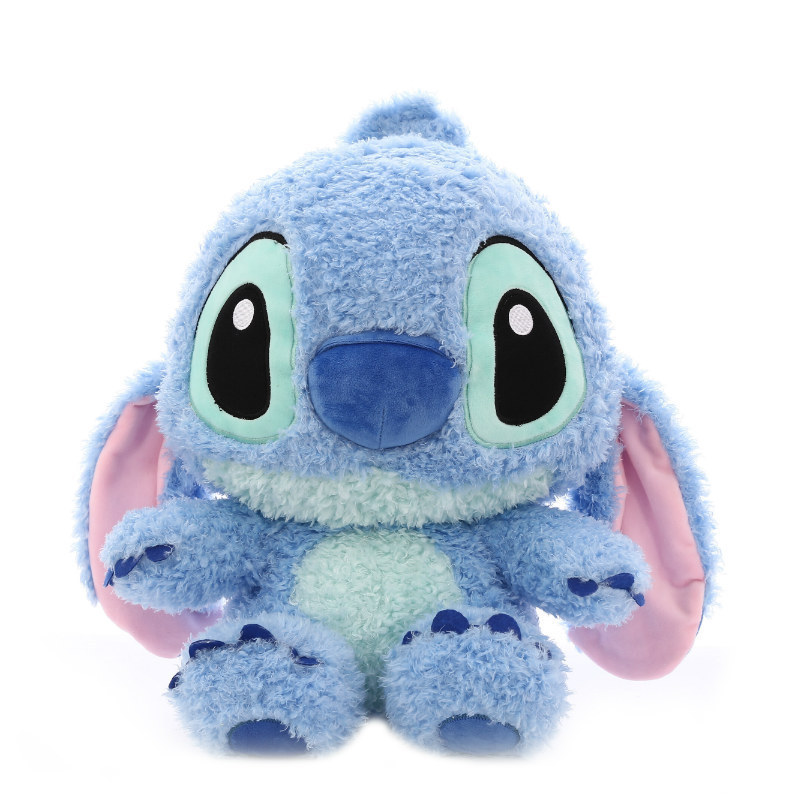Hot Disney Quality Cute Kawaii Lilo And Stitch Stitch Toys Anime Figure  Plush Doll Toys For Children Kids Birthday Gift 10-55cm