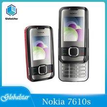 Nokia 7610S Refurbished Original WCDMA/GSM 3mp Cell-Phone Supernova Unlocked