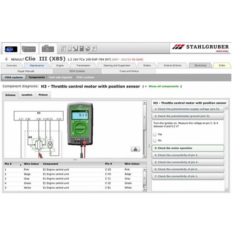 lowest price 2020 New Arrival Automotive Vivid Workshop DATA 2018 01v   Atris-Technik  Europe repair software  Atris parts catalog 80gb hdd