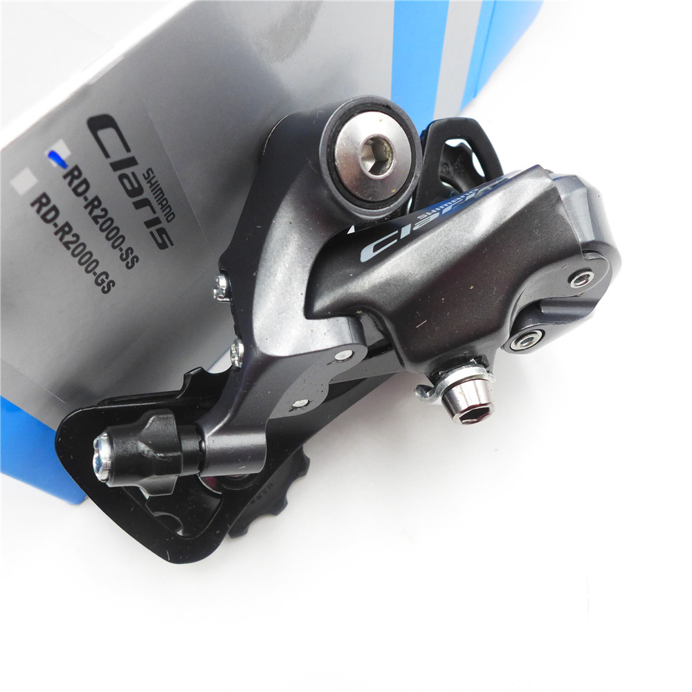 SHIMANO <font><b>Claris</b></font> RD <font><b>R2000</b></font> Road Bike Rear Derailleur RD-<font><b>R2000</b></font>-GS <font><b>R2000</b></font>-SS 8 Speed 8s image