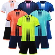 Soccer Jerseys Club Team Football Training Uniform Suit Soccer Uniform For Men Custom Football Jerseys Full Sublimation Printing