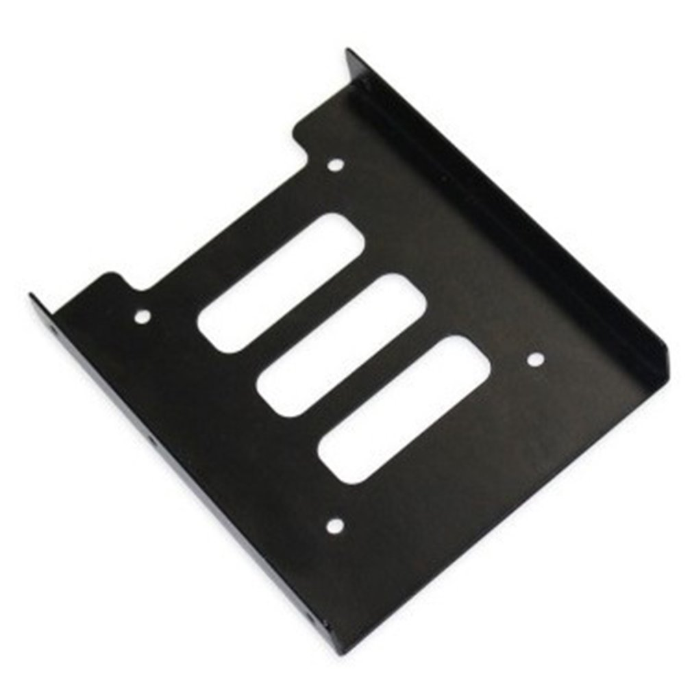 Durable Desktop Hard Drive Bracket Optical Drive Bay 2.5inch SDD To 3.5inch Hard Drive Bracket Frame Rack For Desktop Hard Disk