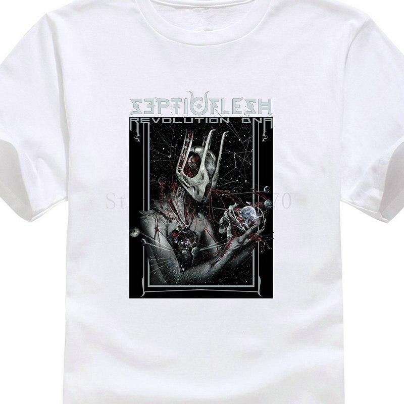 Septic Flesh /'Titan Head/' T-Shirt NEW /& OFFICIAL!