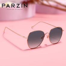Parzin модные солнцезащитные очки для женщин нейлоновые линзы