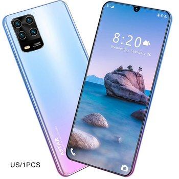 7.3 inch large screen ME10 smartphone 2GB RAM+16GB ROM Dual SIM Single Mode smartphone Support memory card