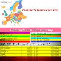 עבור dvb Oscam קליין פולין קליינס ספרד Ccam גרמניה עבור פורטוגל DVB S2 Enigma2 קולטן Cyfrowy Polsat Hotbird Movistar Cccams שרת (3)