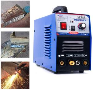 Image 4 - PlASMARGON 110/220V Dual Voltage 3 In 1 Multifunction Welding Machine TIG ARC Welder Plasma Cutting CT418 With Free Accessories