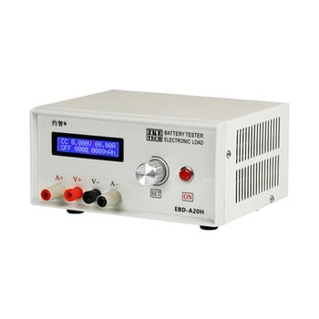 Probador de capacidad de carga electrónica EBD-A20H, equipo de descarga, instrumento medidor de descarga 2