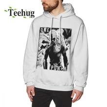 New Casual One Punch man Sweatshirt Saitama hoodiesLeisure Unique Design For Man