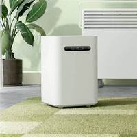 Smartmi Evaporation Air Humidifier 2 4L Large Capacity 99% Antibacterial Smart Screen Display With Home APP Control