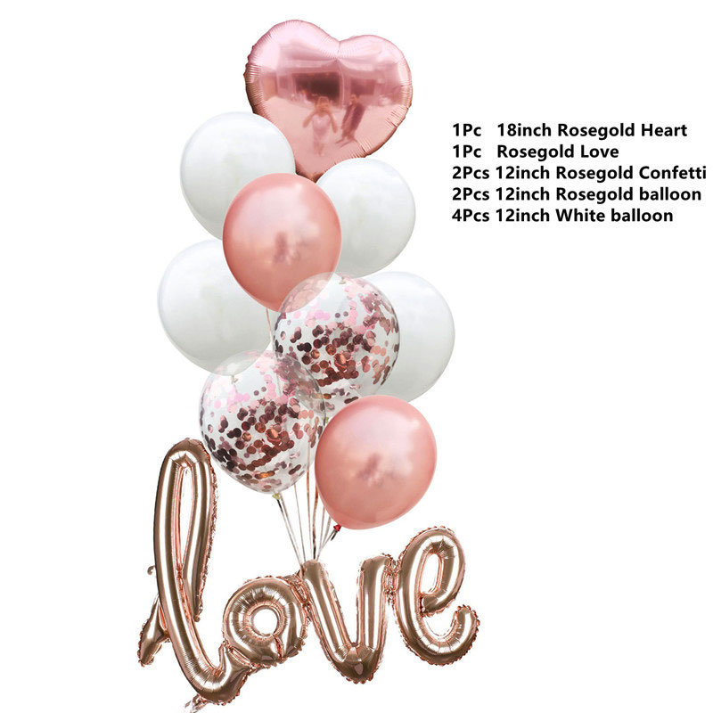 Champagne Goblet Big Helium Balloon For Wedding And Birthday Party Decorations 3