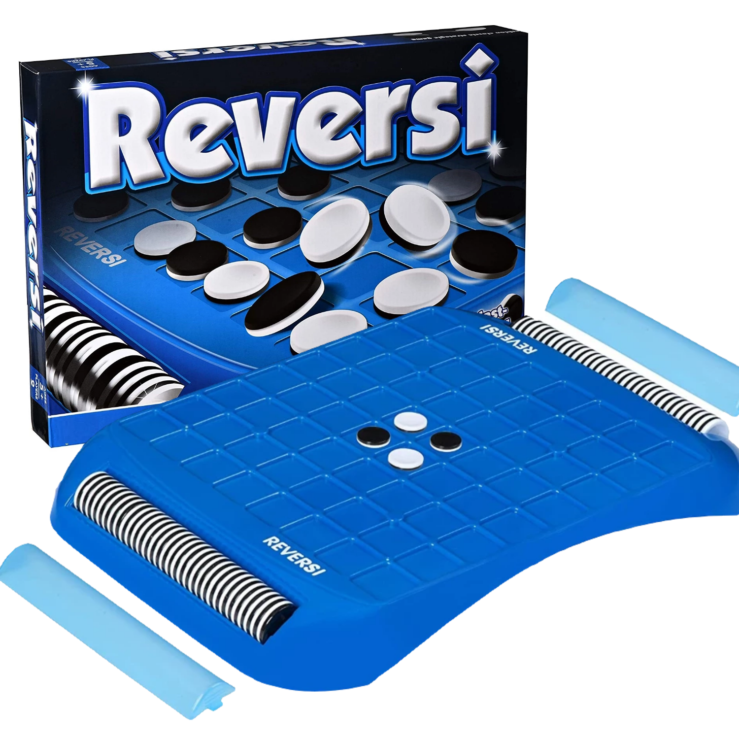 Othello Reversi Black & White Discs Board Game Logical Game STEAM Game For Kids Age 5+