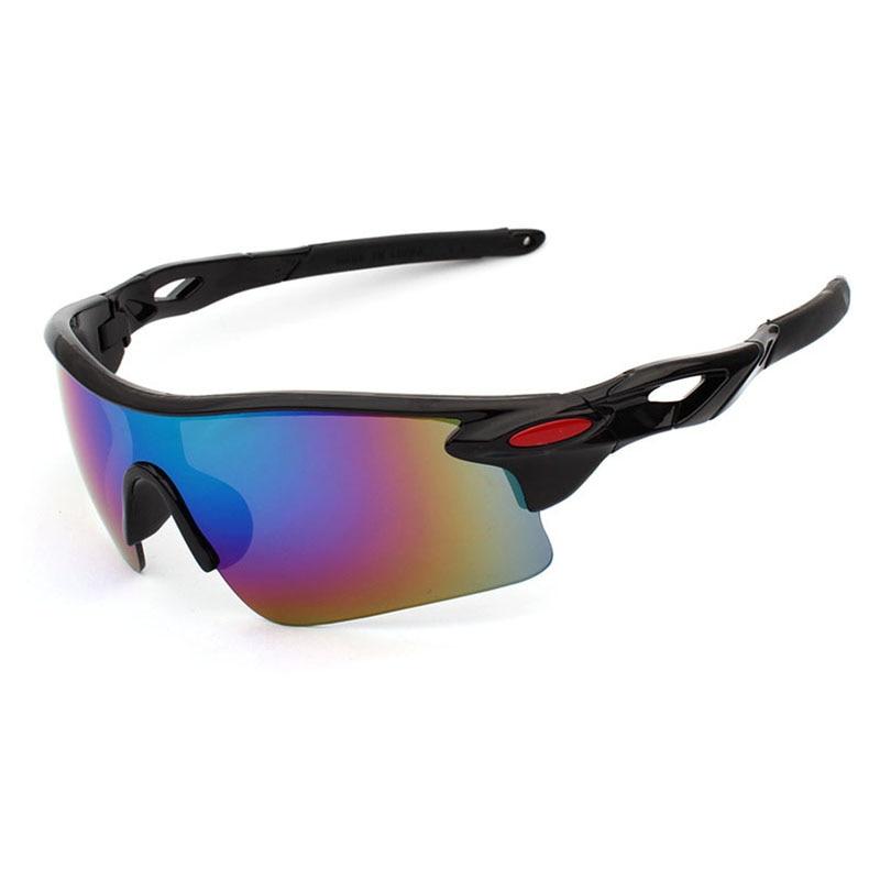 UV400 Cycling Sunglasses Outdoor Road Bike Mountain Bike Glasses Men Women Windproof Riding Racing Goggles Sport Bicycle Eyewear