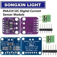 10 teile/los Null drift 219 INA219 I2C interface Bi-directional strom/power überwachung sensor modul