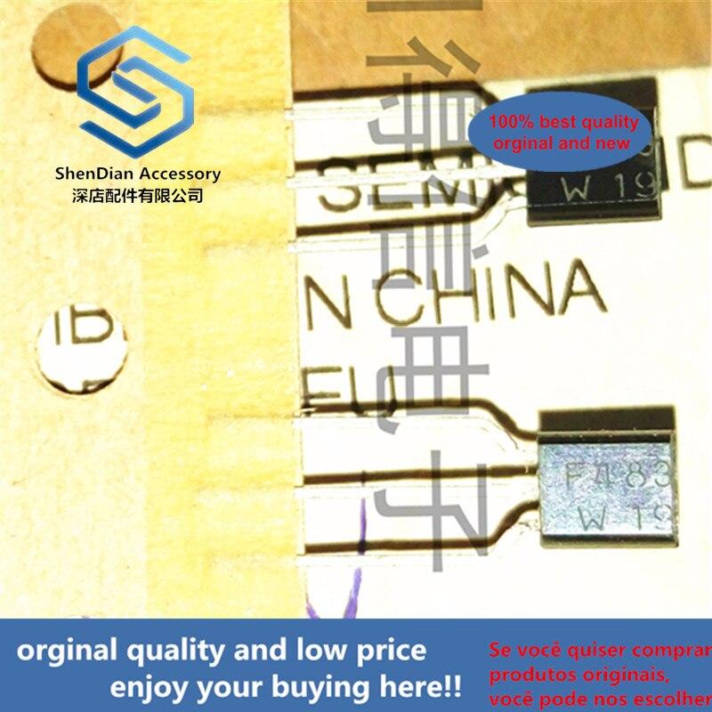 30pcs 100% Orginal New BF483 F483 TO-92 TO-92 Plastic-Encapsulate Transistors Real Photo