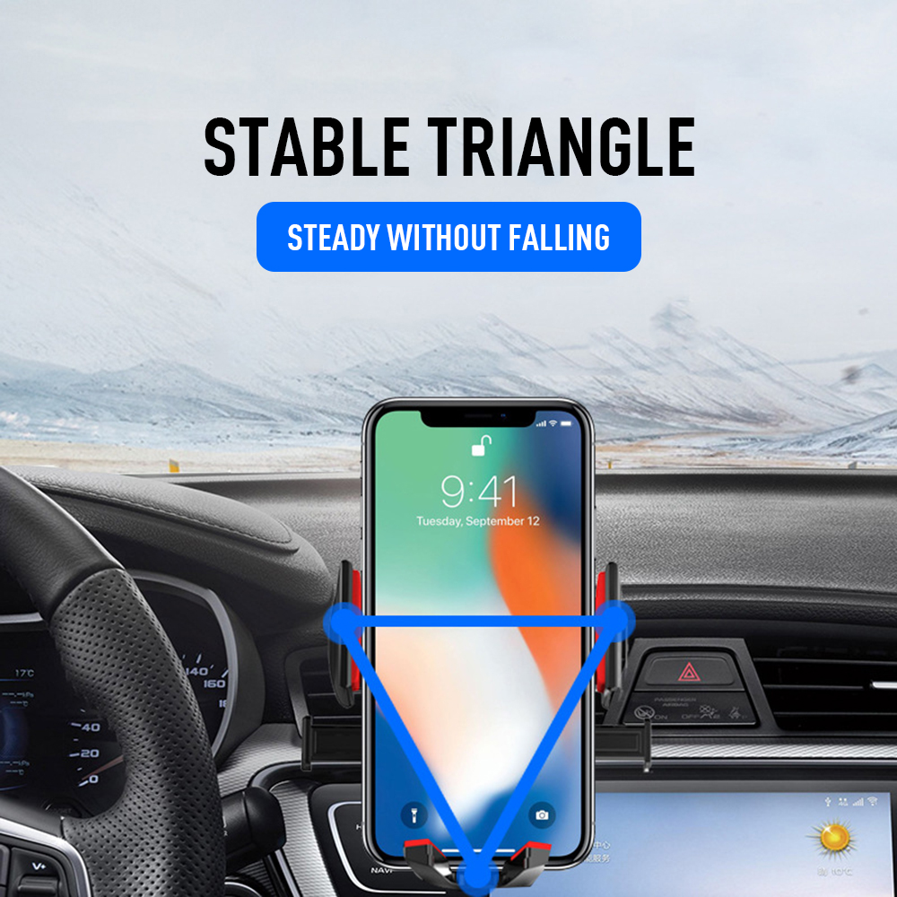 Универсальный автомобильный держатель для телефона iphone x