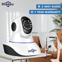 Hiseeu WIFI cámara IP 2MP 3MP Monitor de bebé casa cámara de seguridad 1536P inalámbrico CCTV de Audio cámara de videovigilancia