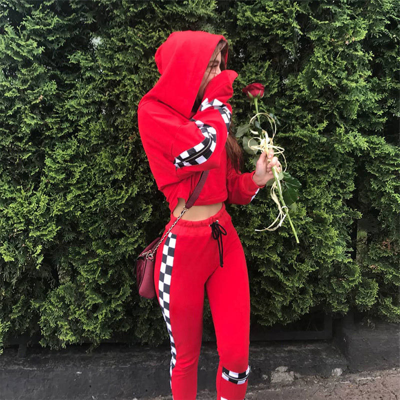 2018 Autumn New Style Street Hoodie Suit Supply Of Goods AliExpress EBay
