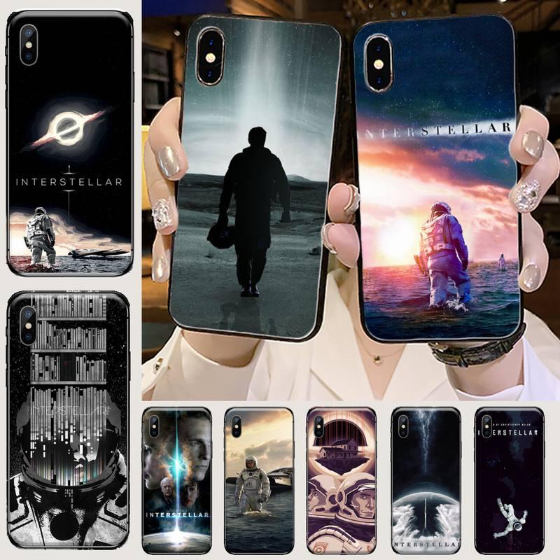 Tars Interstellar Phone Case for iPhone 11 12 pro XS MAX 8 7 6 6S Plus X 5S SE 2020 XR