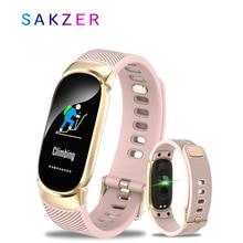 QW16 Smart Bracelet Fitness Tracker Band 3 Heart Rate Monitor Waterproof Pedometer Sport Watch Fashion Wristband