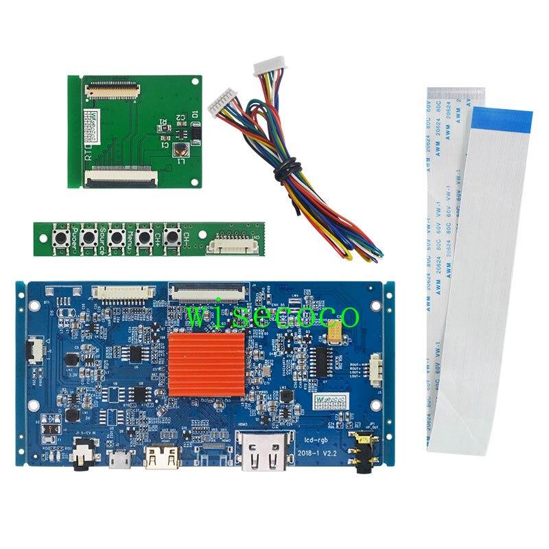 9.7 Inch 2K 2048*1536 LCD  Controller Drive Board HDMI Driver Board  Ultra-thin Style LTL097QL01 LP097QX1 LTN097QL01 HQ097QX1 LQ