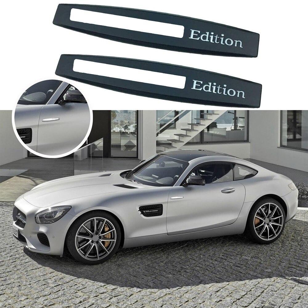 Металлический стикер для Mercedes Benz CLA GLC GLE GLK GLS GL GT SLK SL SLS A C E S, аксессуары класса AMG Edition