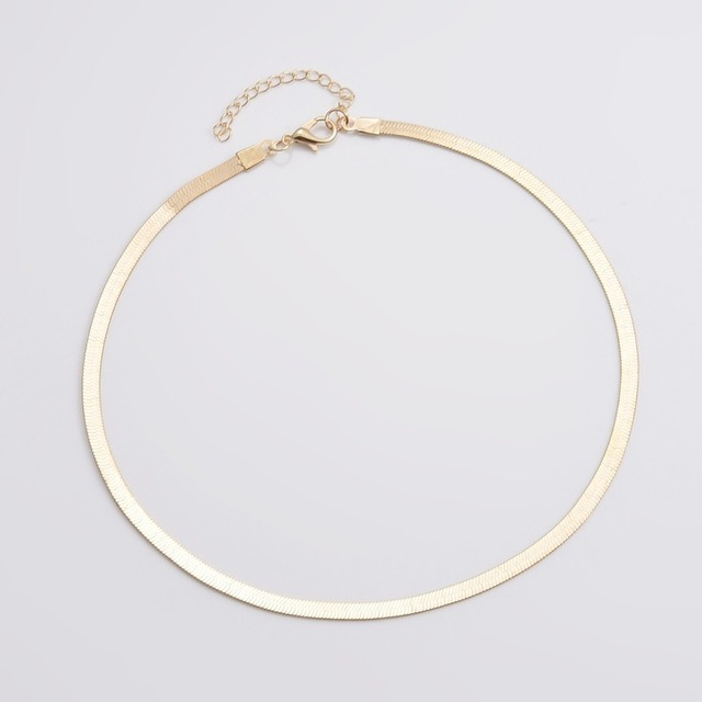 Clavicle Necklace  4