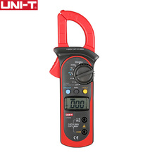 UNI-T UT202A 400-600A Ditgital Current Clamp Meters Diagnostic Tool Resistance Tester NCV Test DC/AC Multimeter update clamp meters em2015c full protection clip on multimeter 600a ac