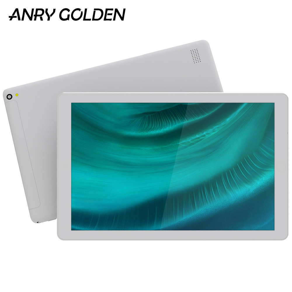 Global Version ANRY A1008 2G+32G Tablet Pc 10.1 Inch Quad Core Dual Camerl Speaker 5000mAH Support Micro SD Card Android 8.1 10