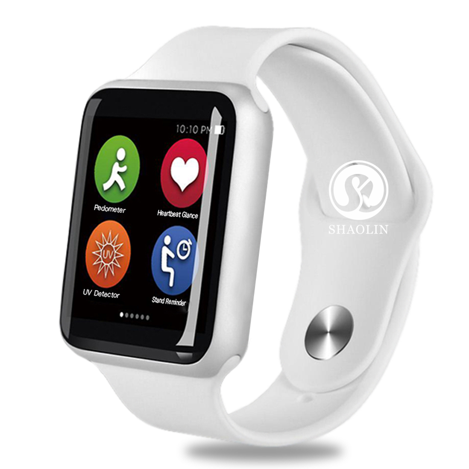 Iwo 8plus/ecg ppg montre intelligente hommes fréquence cardiaque iwo 9 smartwatch iwo 8/iwo 10 montre intelligente pour femmes hommes pour Apple IOS