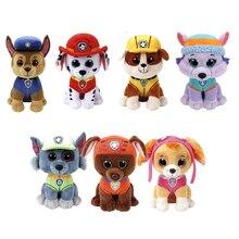 Paw Patrol Puppy игра собака Соник Бенди Мягкие и плюшевые животные игрушки для детей Рождественский подарок на день рождения