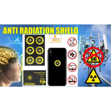 iPad Sticker Blocker-Protection EMP Cell-Phone Quantum EMR Neutralizer 5G 180PCS Shiled