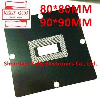 Трафарет прямого нагрева 80*80 мм 90*90 мм SR2FU SR2FP SR2FL SR2FQ SR2FN SR2FM SR32S SR32Q i7-6820HK i7-6700HQ i5-7300HQ