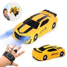 Novo carro rc gesto parede carro de corrida brinquedos anti gravidade teto através de controle remoto dublê carro de brinquedo modelo de carro crianças presente natal