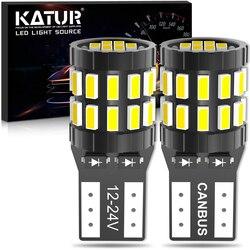 2x T10 W5W LED Canbus Led Clearance Lamps License Plate lights For VW Passat b5 b6 CC Golf 4 5 6 7 Jetta mk4 mk5 mk6 Polo tiguan