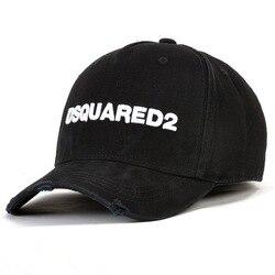 DSQ Baseball cap Gorras hombre Gorras para hombre de marca Czapka z daszkiem damska Dad hat Trucker cap best selling 2020 Sapka