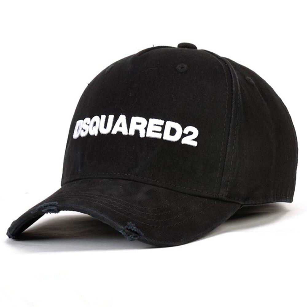 DSQ-gorra de béisbol para hombre, Czapka z daszkiem damska, gorra de camionero, superventas, 2020, Sapka